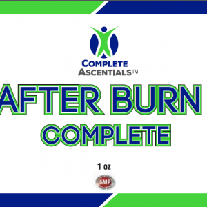 After Burn Complete Label
